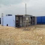Мобильный комплекс уничтожения опасных отходов - общий вид